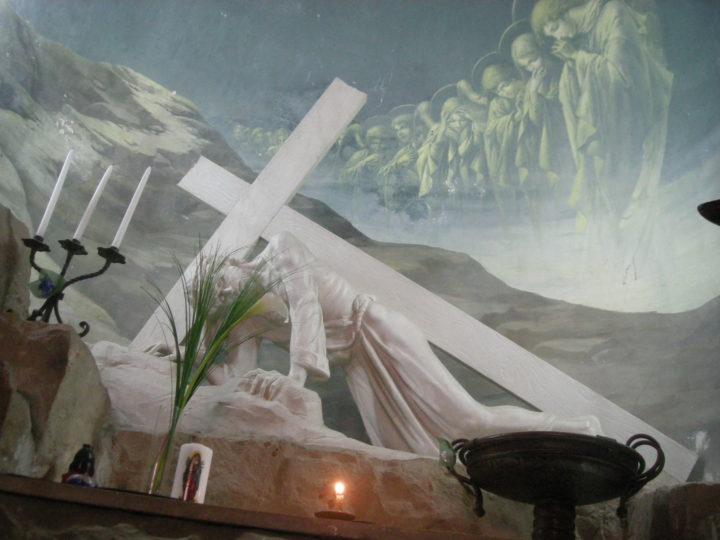 Greutatea sfintei cruci