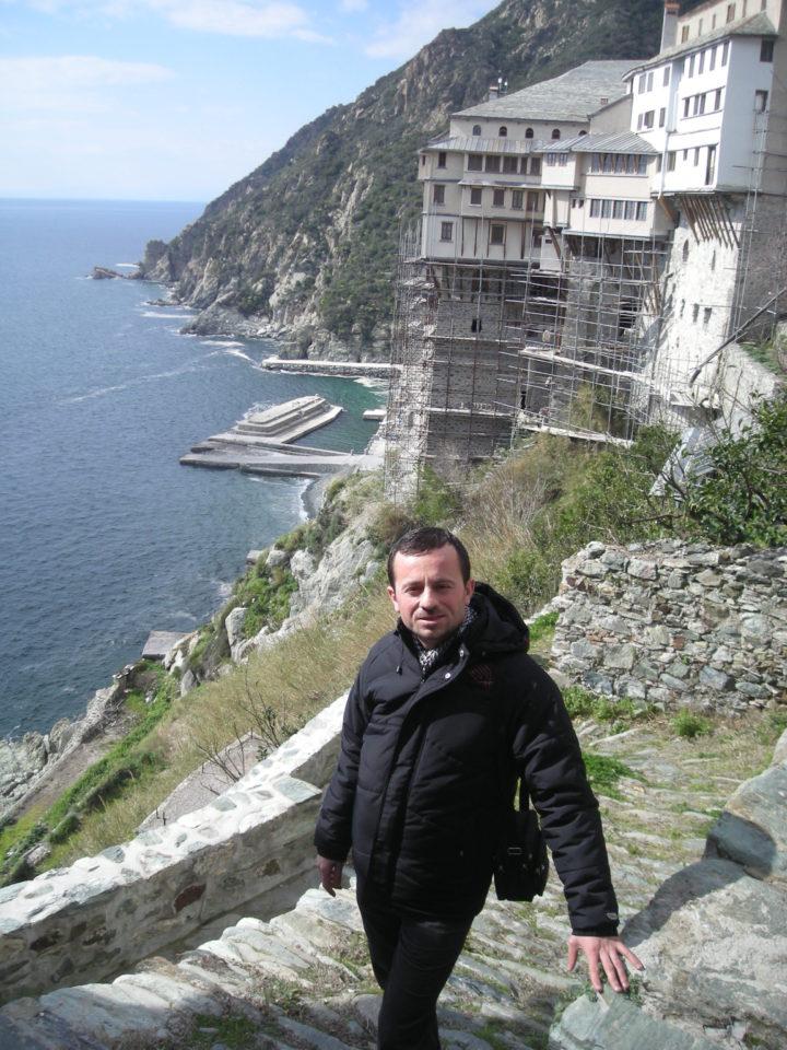 Pelerinaj la Manastirea Dionisiu – Sfantul Munte Athos