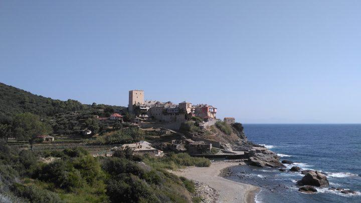 Pelerinaj la Manăstirea Pantocrator  – Sfântul Munte Athos