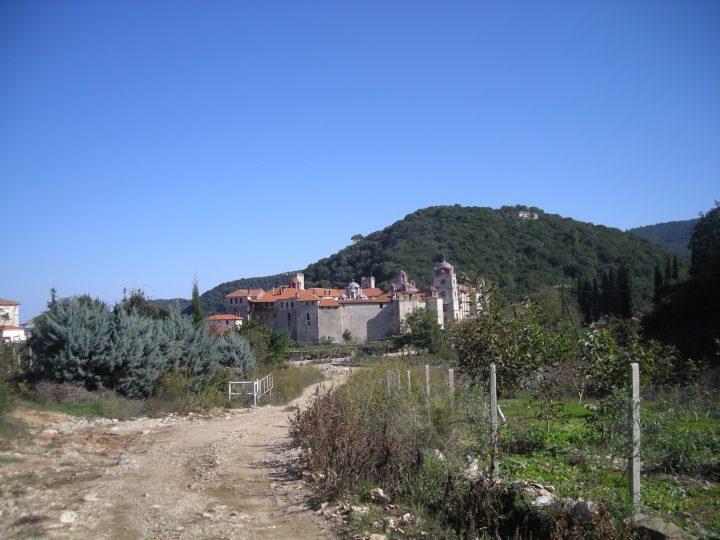 Pelerinaj la Mănăstirea Esfigmenu – Sfântul Munte Athos