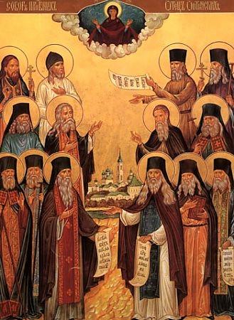 Rugăciunea stareților de la Optina împotriva pecetluirii cu semnul lui Antihrist