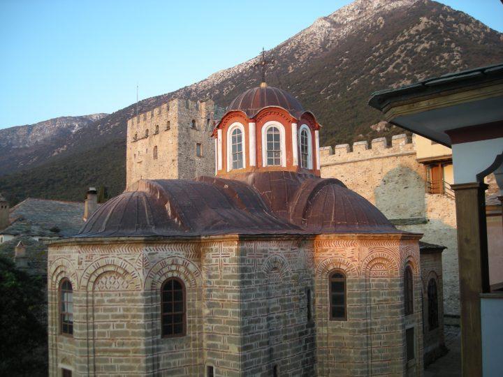 Pelerinajul de la Mănăstirea Marea Lavră