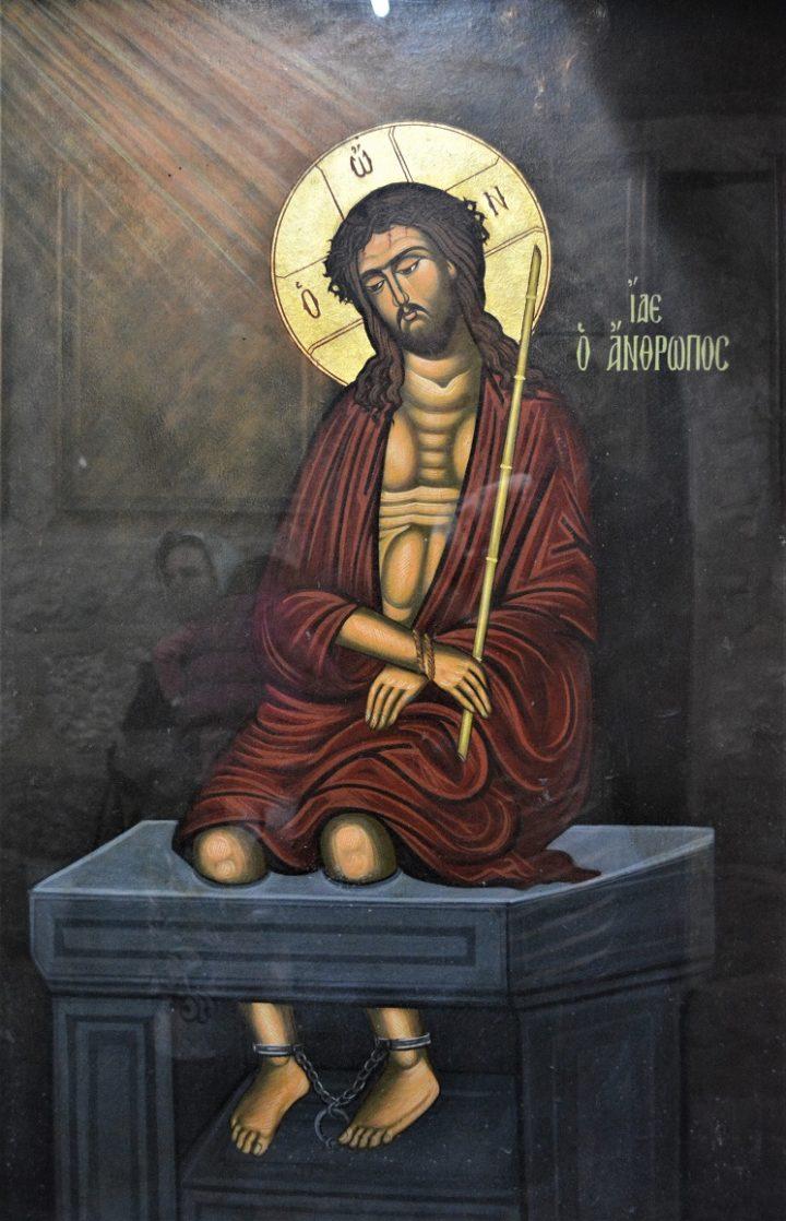 Buchet de icoane din Țara Sfântă I