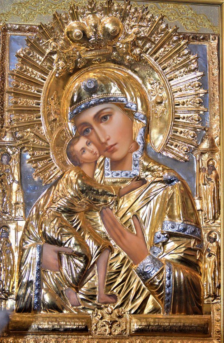 Buchet de icoane din Țara Sfântă II