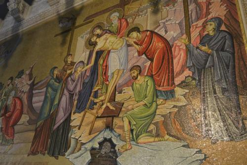 Coborarea de pe Sfanta Cruce a Mantuitorului