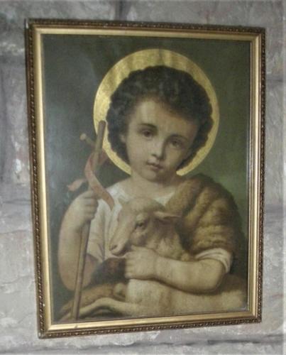 Sfantul Ioan Botezatorul Prunc