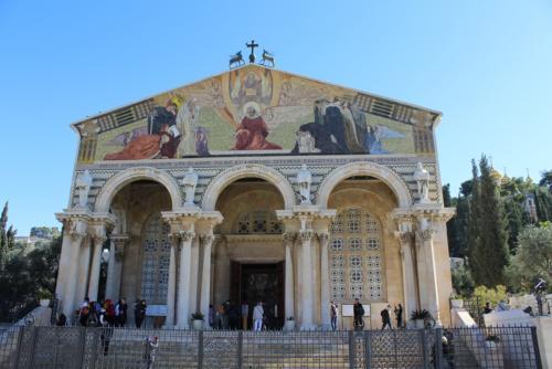 Biserica Natiunilor Israel