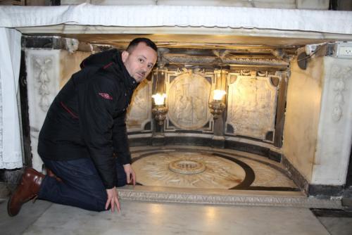 Locul Nasterii Sfantului Ioan Botezatorul EinKarem