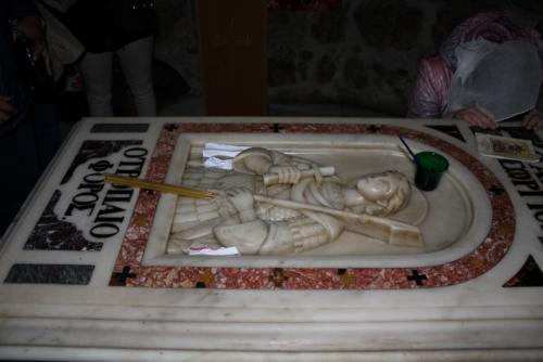 Mormantul Sfantului Gheorghe