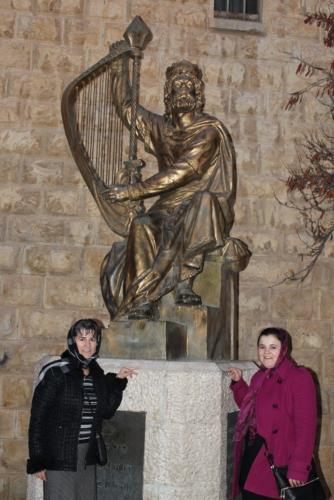 Statuia Imparatului David