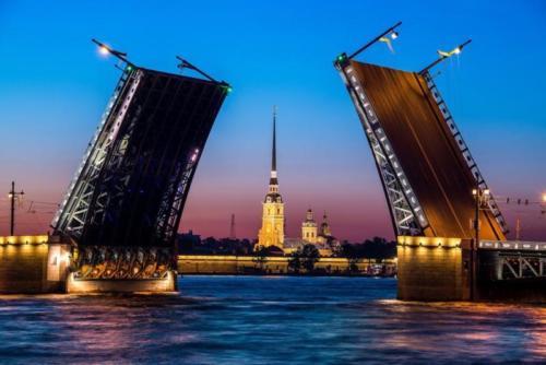 St Petersburg mai 2